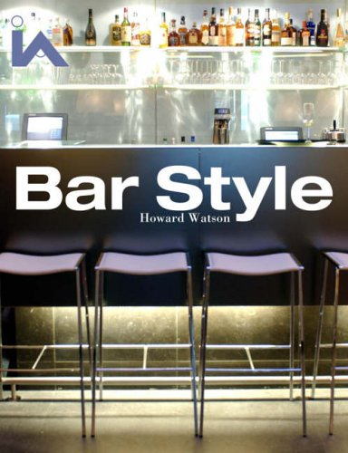 9780470011478: Bar Style: Hotels and Members' Clubs