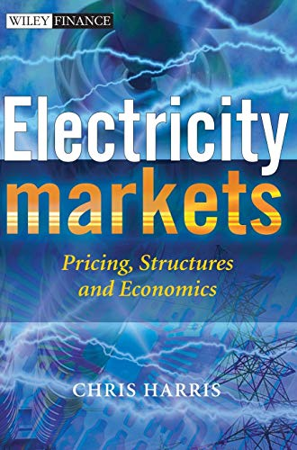 9780470011584: Electricity Markets: Pricing, Structures and Economics (Wiley Finance Series)
