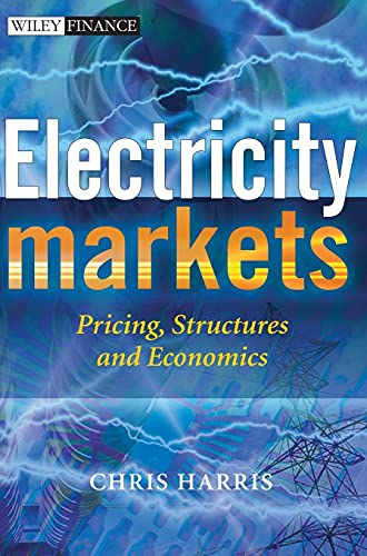 9780470011584: Electricity Markets: Pricing, Structures and Economics