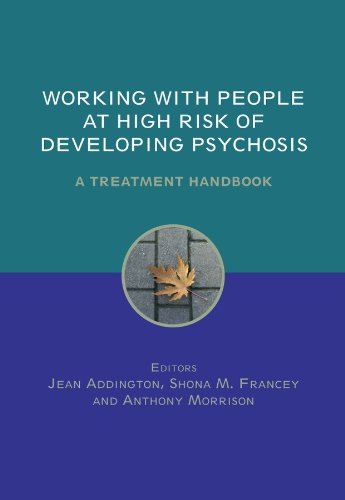 9780470011638: Working with People at High Risk of Developing Psychosis: A Treatment Handbook