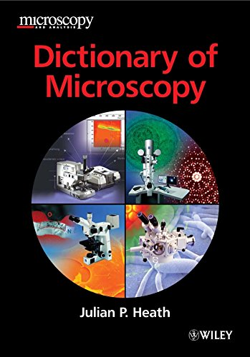 9780470011997: Dictionary of Microscopy