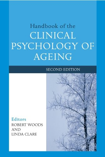 9780470012307: Handbook of the Clinical Psychology of Ageing
