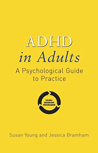 9780470012314: ADHD in Adults: A Psychological Guide to Practice
