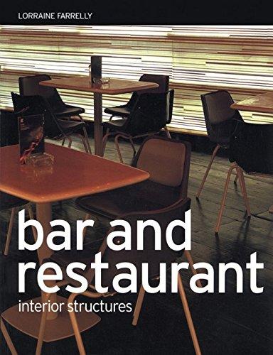 9780470013007: Bar And Restaurant Interior Structures