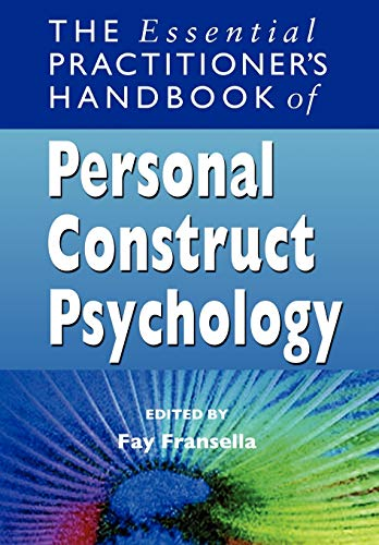 9780470013236: The Essential Practitioner's Handbook of Personal Construct Psychology