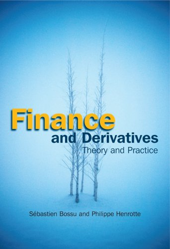 9780470014325: Finance and Derivatives: Theory and Practice