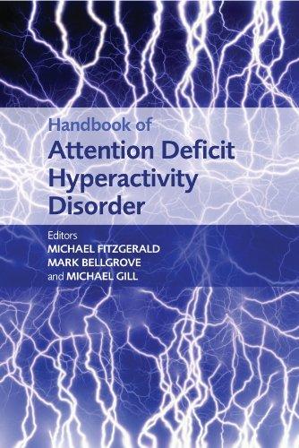 9780470014448: Handbook of Attention Deficit Hyperactivity Disorder
