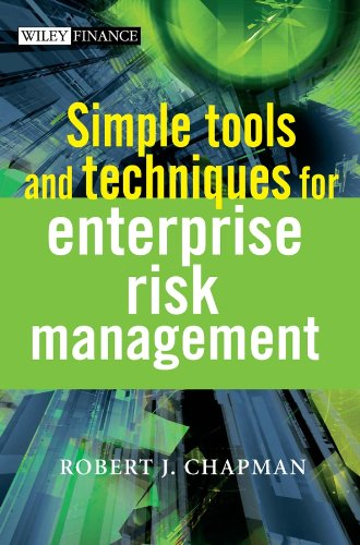 9780470014660: Simple Tools and Techniques for Enterprise Risk Management (The Wiley Finance Series)