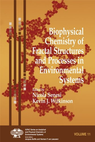 9780470014745: Biophysical Chemistry of Fractal Structures and Processes in Environmental Systems (Series on Analytical and Physical Chemistry of Environmental Systems)