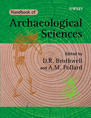 9780470014769: Handbook of Archaeological Sciences
