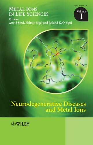 Neurodegenerative Diseases and Metal Ions (Hardback)