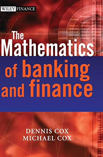 9780470014899: The Mathematics of Banking and Finance (The Wiley Finance Series)