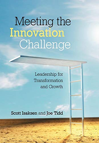 9780470014998: Meeting the Innovation Challenge: Leadership for Transformation and Growth
