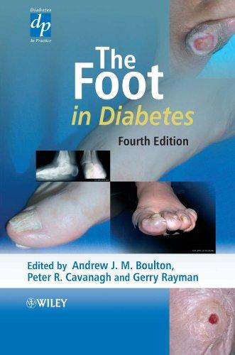 9780470015049: The Foot in Diabetes