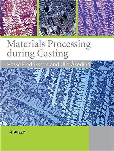 9780470015131: Materials Processing During Casting