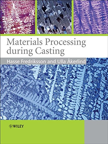 9780470015148: Materials Processing During Casting