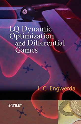 9780470015247: LQ Dynamic Optimization and Differential Games
