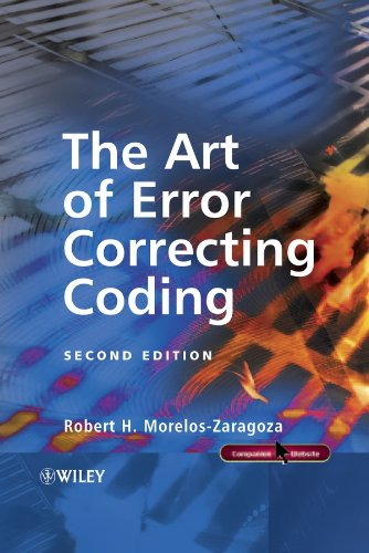 9780470015582: The Art of Error Correcting Coding