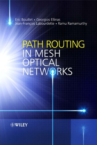9780470015650: Path Routing in Mesh Optical Networks