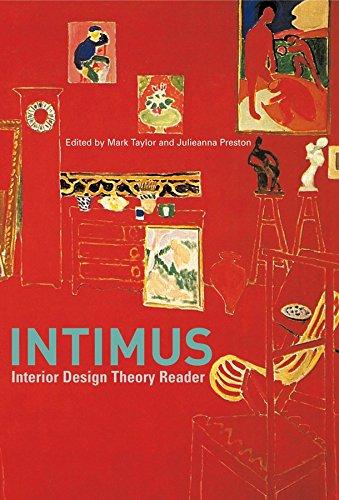 9780470015704: INTIMUS: Interior Design Theory Reader