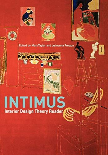 9780470015711: INTIMUS: Interior Design Theory Reader