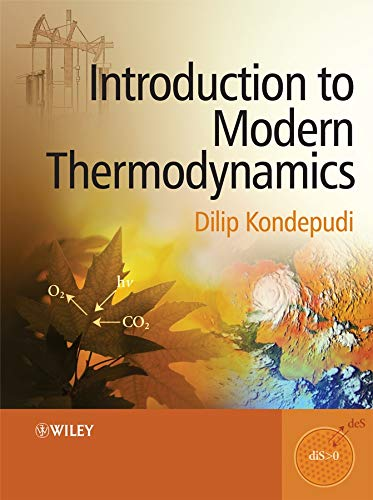 9780470015988: Introduction to Modern Thermodynamics