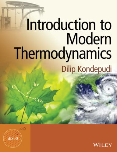 9780470015995: Introduction to Modern Thermodynamics