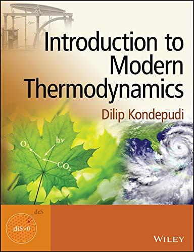 Introduction to Modern Thermodynamics: Dilip Kondepudi