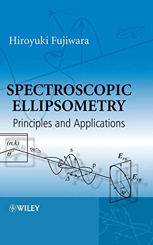 9780470016084: Spectroscopic Ellipsometry: Principles and Applications