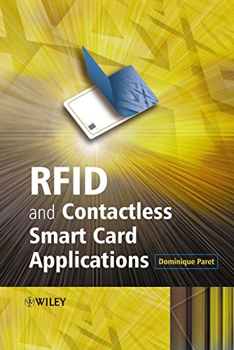 9780470016152: Rfid and Contactless Smart Card Applications