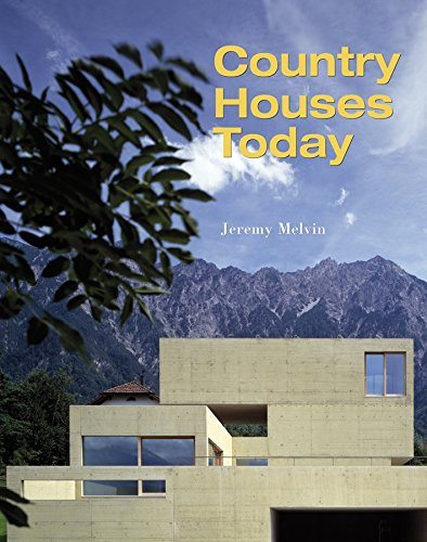 9780470016473: Country Houses Today