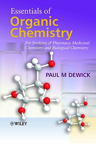 9780470016657: Essentials of Organic Chemistry: For Students of Pharmacy, Medicinal Chemistry and Biological Chemistry