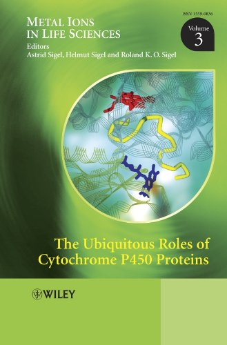 The Ubiquitous Roles of Cytochrome P450 Proteins (Hardback)