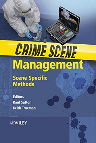 9780470016787: Crime Scene Management: Scene Specific Methods