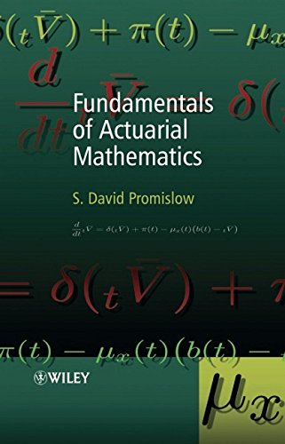 9780470016893: Fundamentals of Actuarial Mathematics