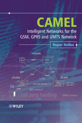 9780470016947: Camel: Intelligent Networks for the GSM, GPRS And UMTS Network