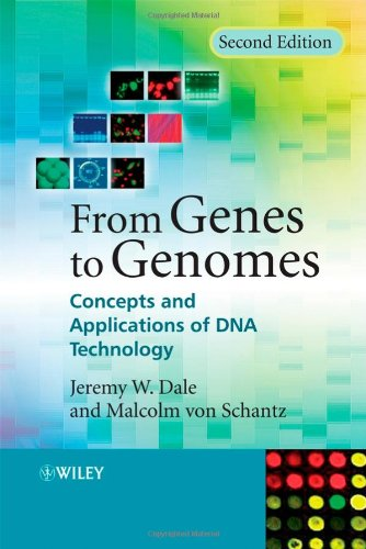 9780470017333: From Genes to Genomes: Concepts and Applications of DNA Technology
