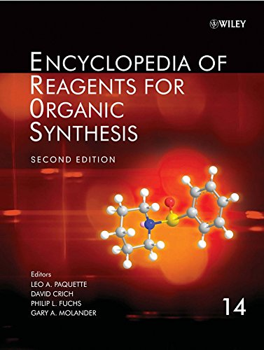 9780470017548: Encyclopedia of Reagents for Organic Synthesis, 14 Volume Set