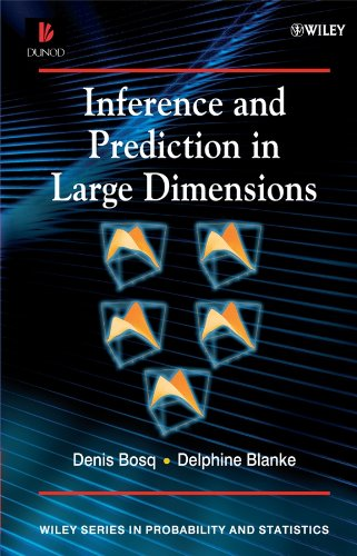 9780470017616: Inference and Prediction in Large Dimensions (Wiley Series in Probability and Statistics)