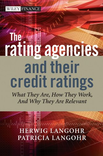 9780470018002: The Rating Agencies and Their Credit Ratings: What They Are, How They Work, and Why They are Relevant