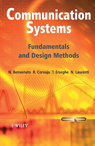 9780470018224: Communication Systems: Fundamentals and Design Methods