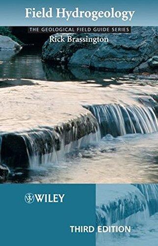 9780470018286: Field Hydrogeology (Geological Field Guide)
