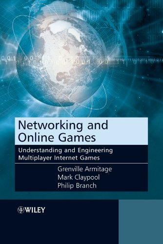 9780470018576: Networking and Online Games: Understanding and Engineering Multiplayer Internet Games