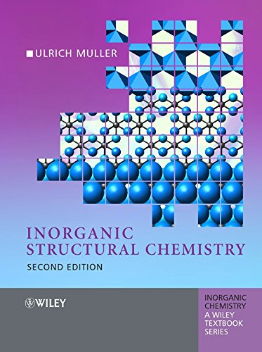 9780470018644: Inorganic Structural Chemistry (Inorganic Chemistry: A Textbook Series)