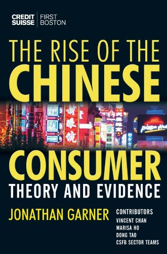 9780470018699: The Rise of the Chinese Consumer: Theory and Evidence