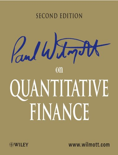 9780470018705: Paul Wilmott on Quantitative Finance 3 Volume Set (2nd Edition)