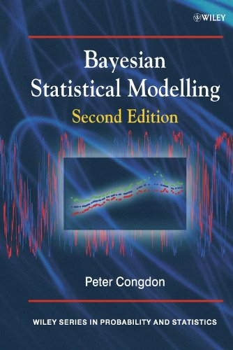 9780470018750: Bayesian Statistical Modelling (Wiley Series in Probability and Statistics)