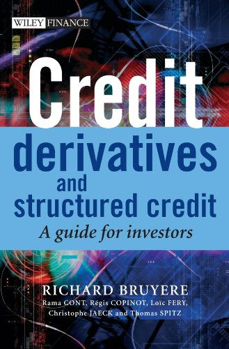 9780470018798: Credit Derivatives and Structured Credit: A Guide for Investors (The Wiley Finance Series)