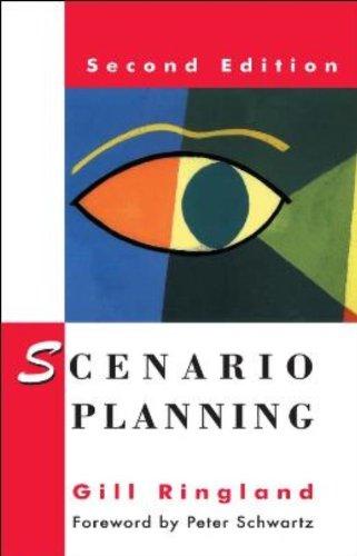 9780470018811: Scenario Planning: Managing for the Future