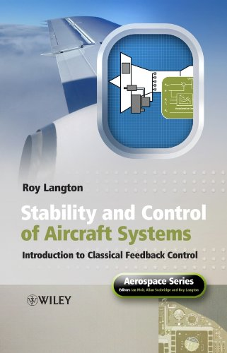 9780470018910: Stability and Control of Aircraft Systems: Introduction to Classical Feedback Control (Aerospace Series)